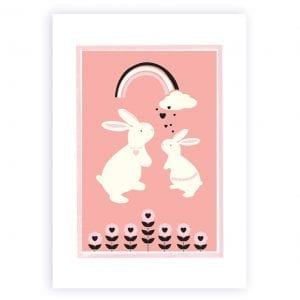 Bunny-Pink