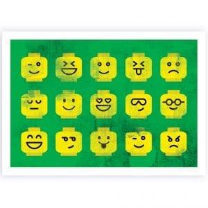 LegoHeads-Green