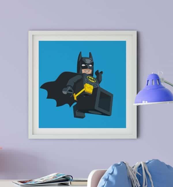 Scene-LEGO-Bat